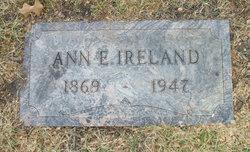 Ann E <I>Moulton</I> Ireland