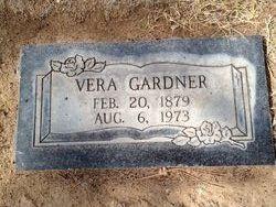 Vera Alice <I>Hamilton</I> Gardner