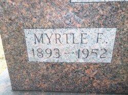 Myrtle Elizabeth <I>Burns</I> Karpp
