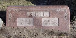 Mary Alice <I>Murphy</I> Ritchie