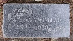 Eva Ariel <I>Lattin</I> Winblad