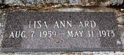 Lisa Ann Ard