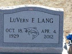 LuVern Francis Lang, Sr