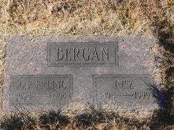 "Sarah Inez ""Inez"" <I>Cochran</I> Bergan"