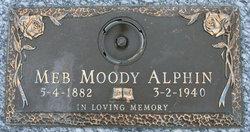 Meb <I>Moody</I> Alphin