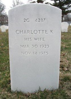 Charlotte K Smith