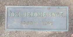 Joel Jerome Boyer