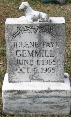 Jolene Faye Gemmill