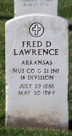 Fred D Lawrence