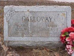 Silas E. Galloway