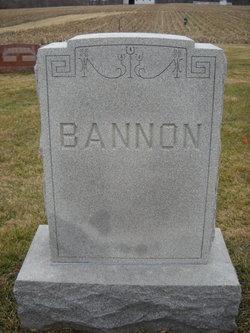 """Mary Melinda """"Mollie"""" <I>Lane</I> Bannon"""