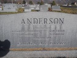 Betty Fern <I>Morgan</I> Anderson