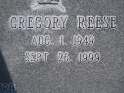Gregory Reese Allan