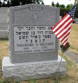 Theodore D. Helfand