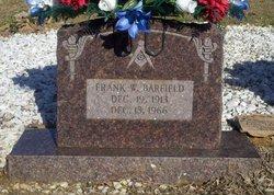 Frank Wesley Barfield