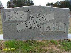 """Thomas """"Tom"""" Sloan"""