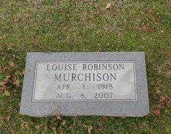 Helen Louise <I>Robinson</I> Murchison
