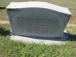 Maude <I>Childs</I> Carrington