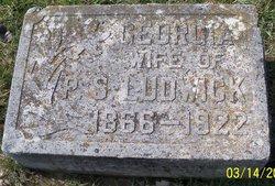 Georgia <I>Fields</I> Ludwick