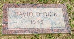 David Dickinson Dick