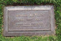 Marie Ellen <I>Gatton</I> Devlin