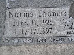 Norma <I>Thomas</I> Atkin