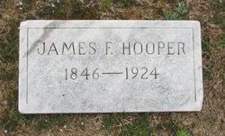 Pvt James Frederick Hooper