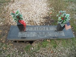 Beverly Ann <I>Soderberg</I> Ridder