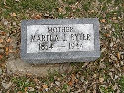 Martha Jane <I>Donaldson</I> Byler