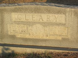 Ramie <I>Bell</I> Cleary
