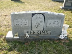 Nellie Marie <I>Wooley</I> Perkins