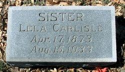 Lela Carlisle