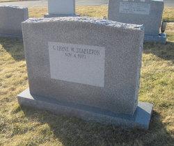 Catherine Irene <I>Walsh</I> Stapleton