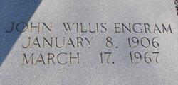 John Willis Engram