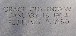Grace <I>Guy</I> Engram
