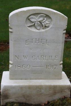 Ethel Carlile
