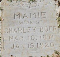 Mamie Boer
