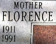 Florence <I>Luiten</I> Walker