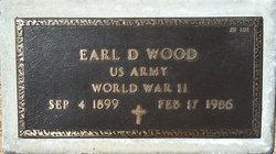 Earl D. Wood