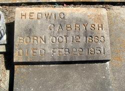 Hedwig <I>Burda</I> Gabrysch