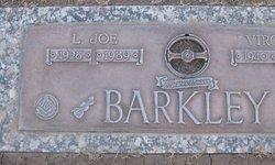 Luther Joe Barkley