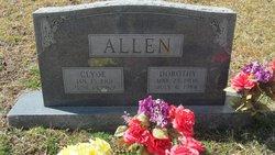 Dorothy <I>Scott</I> Allen