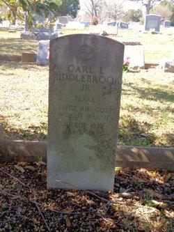 Carl Lovelace Middlebrook, Jr
