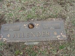 "Edwin David ""Dave"" Allender"