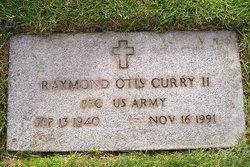Raymond Otis Curry, II