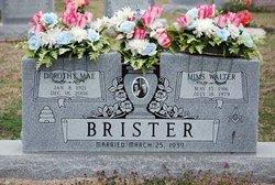 Dorothy Mae <I>Park</I> Brister