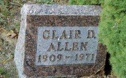 Clair DeLois Allen