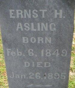 Ernst H. Asling