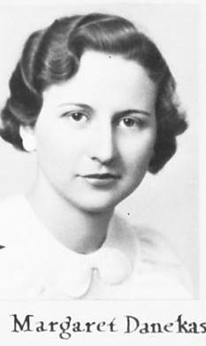 Margaret M. <I>Danekas</I> Healy