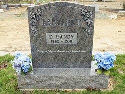 Donald Randy Bartlett
